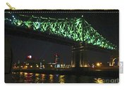 Cartier Bridge Night Carry-all Pouch