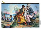 Cartoon: Cuba, 1895 Carry-all Pouch