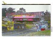 Cartoon Street Art Carry-all Pouch