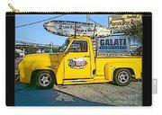 Cartoon Truck Carry-all Pouch