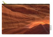 Carved By Nature Carry-all Pouch