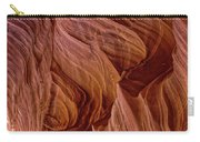 Carved Wave. Carry-all Pouch