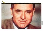 Cary Grant By John Springfield Carry-all Pouch