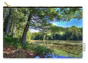 Cary Lake In August Carry-all Pouch