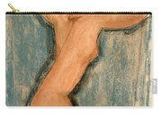 Caryatid Carry-all Pouch by Amedeo Modigliani