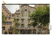 Casa Batllo In Barcelona, Spain Carry-all Pouch