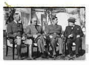 Casablanca Conference Carry-all Pouch