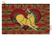 Casablanca Unicorn Dreams Carry-all Pouch