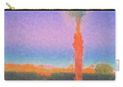 Casapaz  Palm At Dawn Carry-all Pouch
