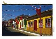 Colonial Colofrul Houses At Sao Luiz Do Paraitinga - Brazil Carry-all Pouch