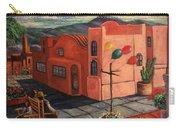 Casas Rosadas Carry-all Pouch