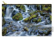 Cascade Of Many Waters Carry-all Pouch