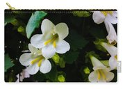 Cascade Of White Carry-all Pouch