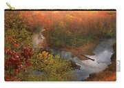 Cascade Valley Sunrise Carry-all Pouch