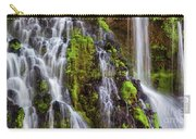 Cascades Of Burney Falls Carry-all Pouch