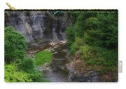 Cascadilla Gorge Cornell University Ithaca New York 01 Carry-all Pouch