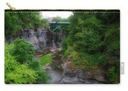 Cascadilla Gorge Cornell University Ithaca New York 02 Carry-all Pouch