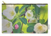 Cascading Flowers Carry-all Pouch