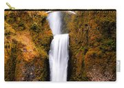 Cascading Gold Waterfall II Carry-all Pouch