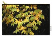 Cascading Leaves Carry-all Pouch