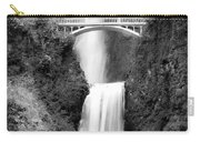 Cascading Waterfall Bw Carry-all Pouch