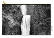 Cascading Waterfall Multnomah Falls Carry-all Pouch