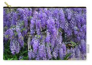 Cascading Wisteria 2 Carry-all Pouch