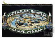 Case Threshing Machine Co Carry-all Pouch
