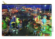 Casino Pier At Seaside Heights Carry-all Pouch