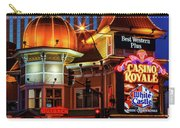 Casino Royale Carry-all Pouch