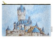 Castle On The River Rhine Carry-all Pouch