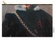 Caspar De Guzman Count Of Olivares Diego Rodriguez De Silva Y Velazquez Carry-all Pouch