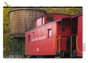 Cass Railroad Caboose Carry-all Pouch