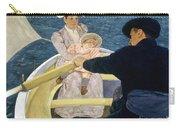 Cassatt: Boating, 1893-4 Carry-all Pouch by Granger