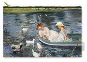Cassatt: Summertime, 1894 Carry-all Pouch