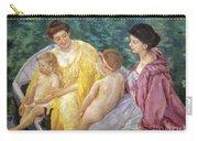 Cassatt: The Swim, 1910 Carry-all Pouch