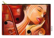 Casselopia - Violin Dream Carry-all Pouch