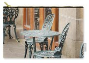 Cast Iron Garden Furniture Carry-all Pouch