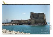 Castel Dell'ovo, Naples, Italy Carry-all Pouch