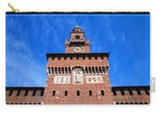 Castello Sforzesco Tower Carry-all Pouch