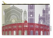 Castellon Skyline Poster Carry-all Pouch