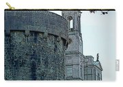 Castle And Church Athlone Ireland Carry-all Pouch