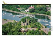 Castle At Glen Island Carry-all Pouch