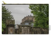 Castle Behind Cemetery Carry-all Pouch