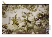 Castle Blossoms Carry-all Pouch