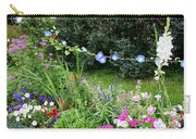 Castle Garden In Germany Carry-all Pouch
