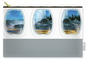 Castle Geyser Portholes Carry-all Pouch