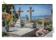 Castle Hill Graves Overlooking Nice, France Carry-all Pouch