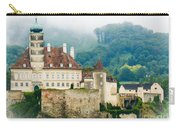 Castle In The Mist Carry-all Pouch
