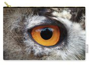 Castle In The Owl's Eye Carry-all Pouch